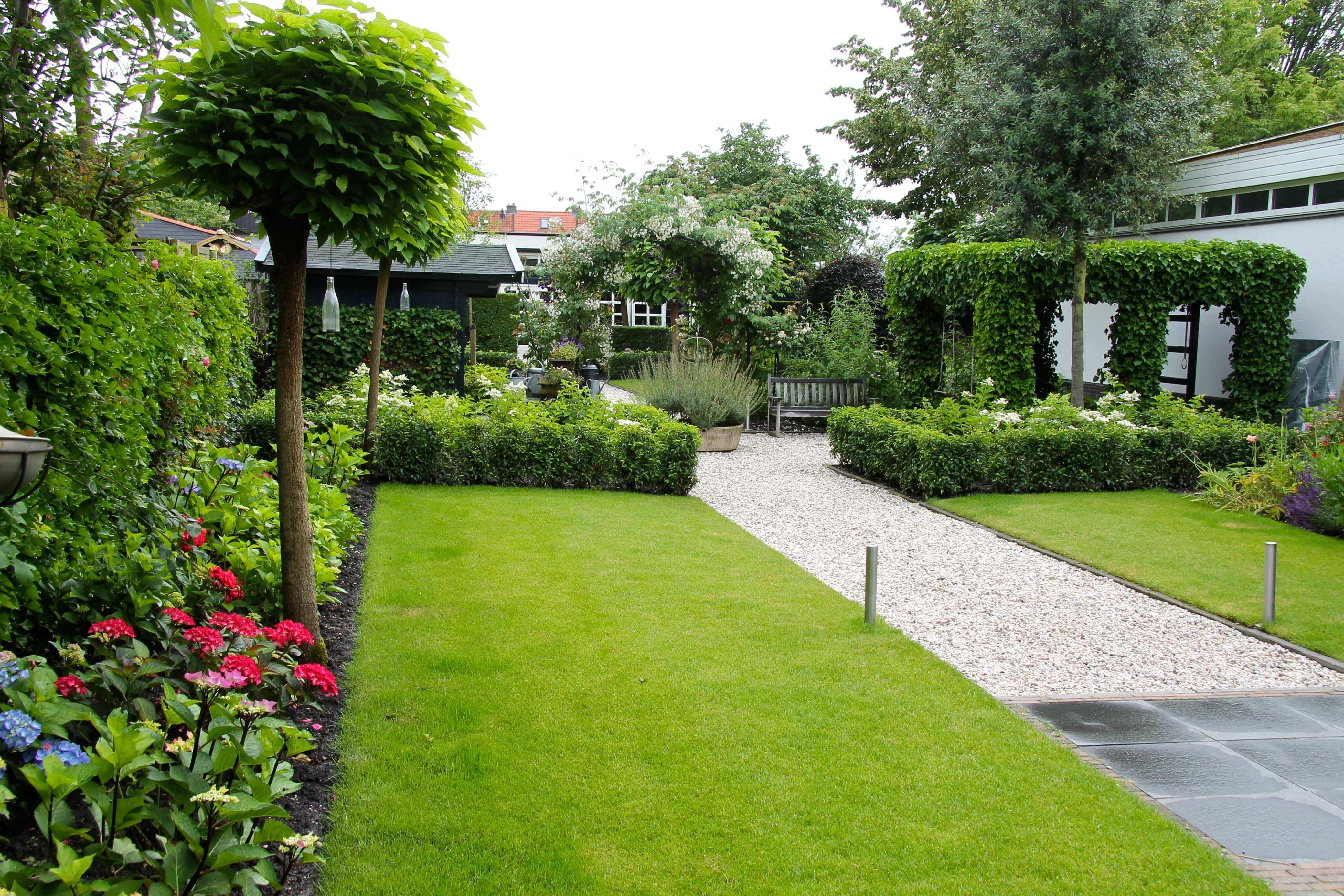 Gras In Tuin : Het gras is groener en lekkerder in de tuin aan de overkant