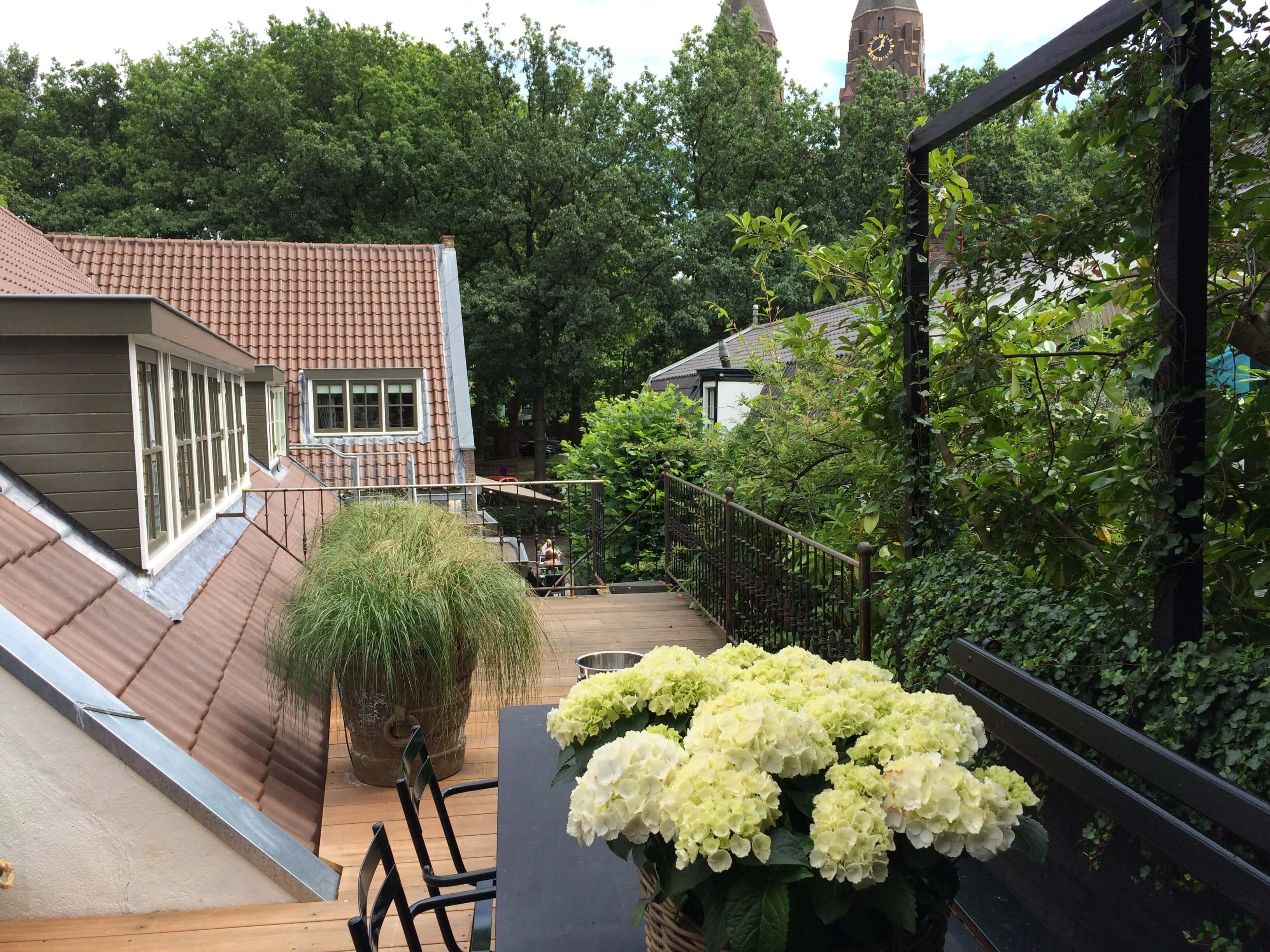 Simpel Balkon Ontwerp : Balkons en dakterrassen exclusieve tuinen